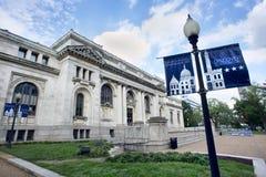 Washington DC Carnegie Library. Royalty Free Stock Image