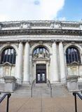 Washington DC Carnegie Library. Stock Photos