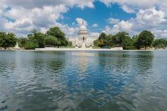 Washington DC, construction de capitol des USA photos stock