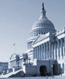 Washington DC, costruzione del Campidoglio Immagini Stock