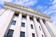 Washington DC courthouse Stock Photo
