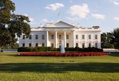 Washington DC de la Casa Blanca Imagenes de archivo