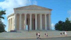 Washington DC de mémorial de Lincoln