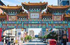 Washington DC de ville de la Chine Photos stock