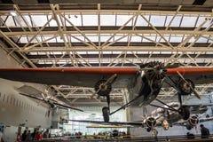 Washington DC del aire nacional y del museo espacial Fotos de archivo
