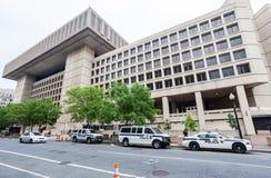 Washington DC del F.B.I. Imagen de archivo libre de regalías