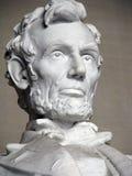 Washington DC del monumento de Lincoln Fotos de archivo libres de regalías