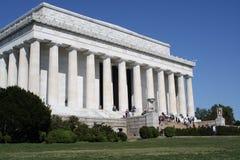 Washington DC del monumento de Lincoln Fotos de archivo