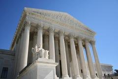 Washington DC del Tribunal Supremo Fotografía de archivo