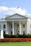 Washington DC della Casa Bianca Fotografia Stock