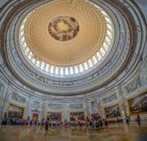 Washington DC, distrito de Columbia [interior del capitolio de Estados Unidos, distrito federal, centro turístico del visitante,  imagenes de archivo