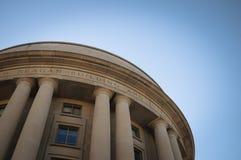 Washington DC do edifício do governo Imagens de Stock