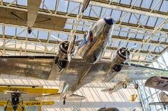 Washington DC do museu do ar e de espaço Imagem de Stock