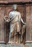 Washington DC för rättvisaGeneral John Logan Civil War Memorial Logan cirkel arkivfoton