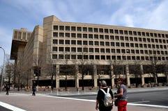 Washington, DC: FBI Gebäude stockfoto