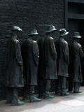 Washington DC, FDR Memorial Stock Image
