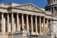 Washington, DC: Gli STATI UNITI del Campidoglio parte anteriore verso est Fotografia Stock Libera da Diritti