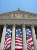 Washington DC histórico Fotografia de Stock Royalty Free