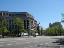 Washington DC - immagine di riserva Immagine Stock