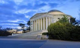 Washington DC Jefferson Memorial Royalty Free Stock Images