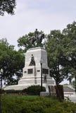 Washington DC Juli 4th 2017: Allmän W T Sherman Equestrian Statue från centrum av Washington District av Columbia USA Fotografering för Bildbyråer