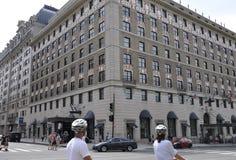Washington DC, July 4th 2017: Historic Building from Washington District of Columbia USA royalty free stock image