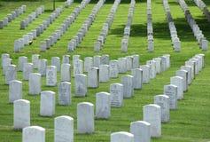Washington, DC - June 01, 2018: Arlington National Cemetery. royalty free stock photos