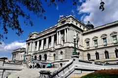 Washington, DC: Library of Congress Royalty Free Stock Photo