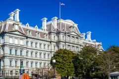 WASHINGTON DC, LOS E.E.U.U. - 27 DE ENERO DE 2006: Edificio de Eisenhower (EEOB Fotos de archivo libres de regalías