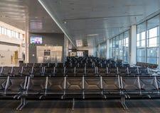 Terminal A at Washington Dulles airport Stock Photography