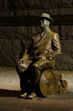 Washington DC, memorial de Roosevelt, linha de pão Foto de Stock