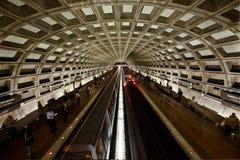 Washington DC-Metro Lizenzfreie Stockfotos