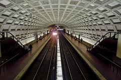 Washington DC-Metrostation Lizenzfreies Stockbild