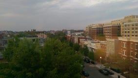 Washington DC miasta widok Zdjęcie Royalty Free
