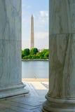 Washington DC Monument Stock Image