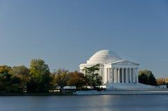 Washington DC - monumento de Thomas Jefferson Fotografía de archivo libre de regalías
