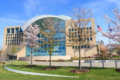 Washington DC national d'institut de paix Images stock