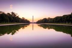 Washington DC Royalty Free Stock Photos