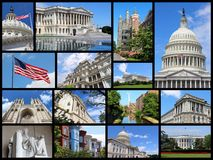 Washington DC Royalty Free Stock Photos