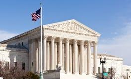 Washington DC S.U.A. della Corte suprema Fotografia Stock Libera da Diritti