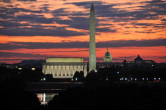 Washington DC Skyline Stock Photography