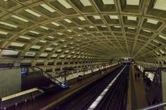 Washington DC subway Stock Photography