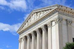Washington DC Supreme Court Stock Image