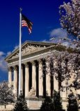 Washington, DC: Supreme Court of the United States Royalty Free Stock Photography