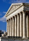 Washington, DC: Supreme Court of the United States Stock Image