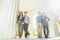 Washington DC Teenagers Stock Photos