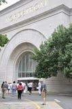 Washington DC, 5th July: Nordstrom Fashion Center from Washington District Of Columbia USA Royalty Free Stock Image