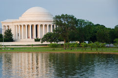 Washington DC - Thomas Jefferson Memorial Stock Photos