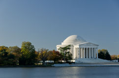 Washington DC - Thomas Jefferson Memorial Royalty-vrije Stock Fotografie
