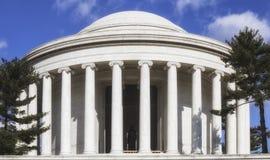Washington DC, Thomas Jefferson Memorial Immagini Stock Libere da Diritti